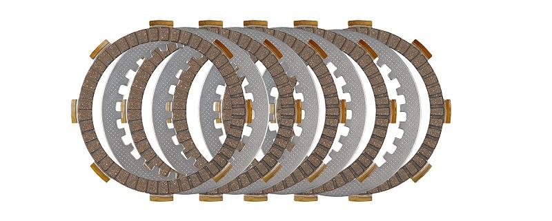 刹车片生产设备的简单分类