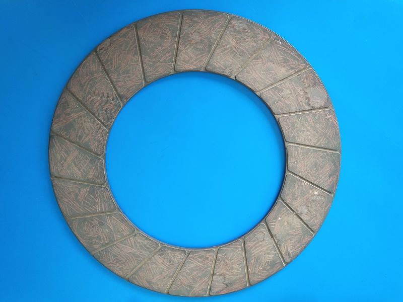 摩擦材料的原料选配关乎环链电动葫芦的质量