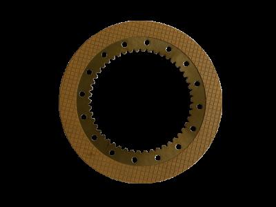 摩擦材料的结构与组成
