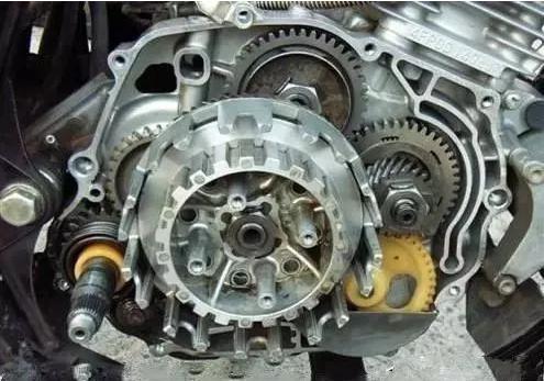 新摩托车经常半离合多久换摩擦片?(下)