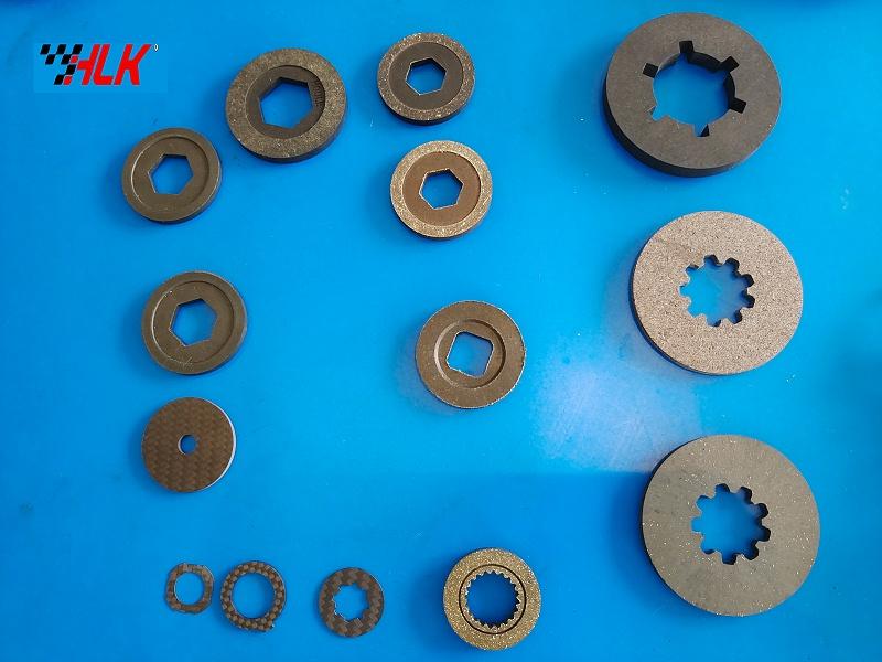 杭州汉乐科新材料厂家:摩擦材料热压固化成型工艺