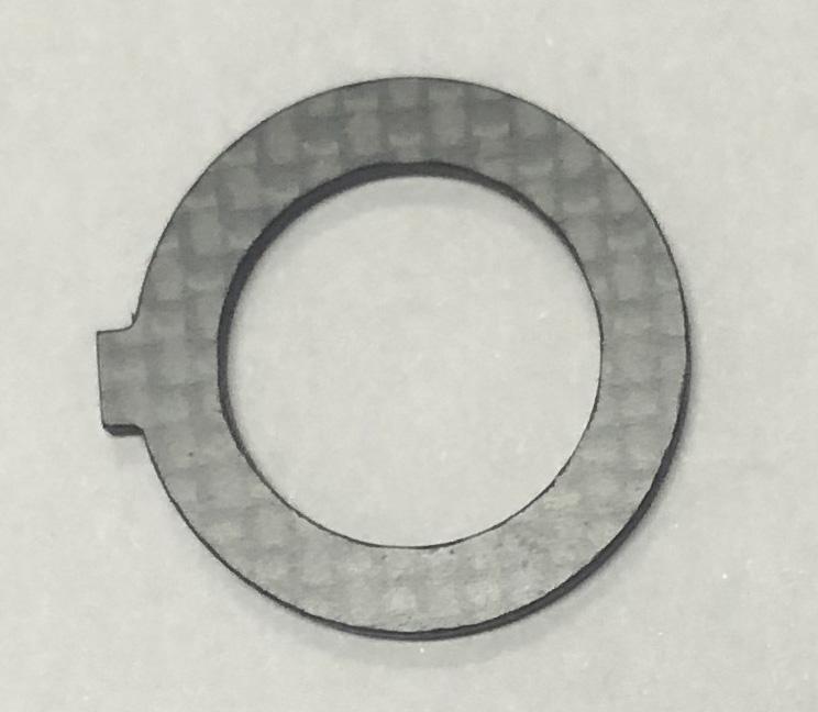 碳纤维刹车片原理及性能特点