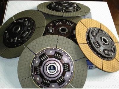 叉车离合器摩擦片可以分为内摩擦片及外摩擦片
