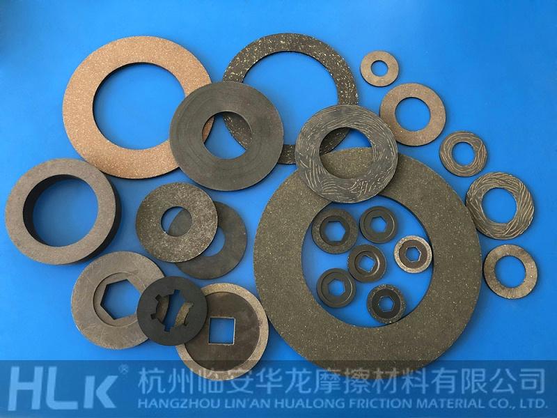 常用的离合器摩擦片都有哪些材料?