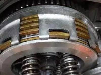 摩托车离合器的调整