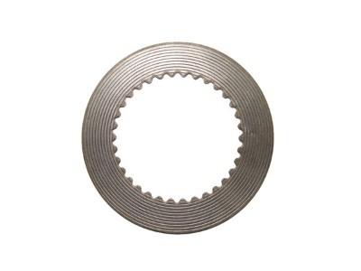 摩擦材料热压成型(压制)