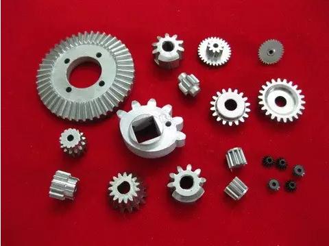 粉末冶金材料典型应用-汽车行业
